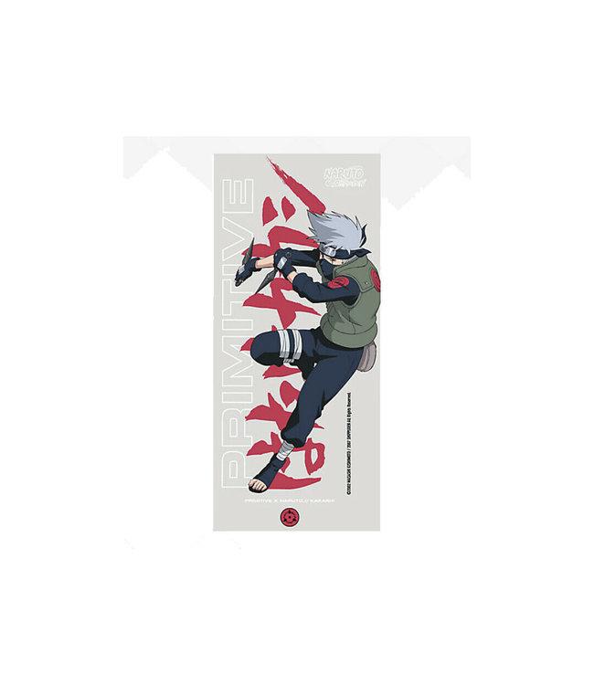 Primitive Skateboards Naruto Strike Sticker