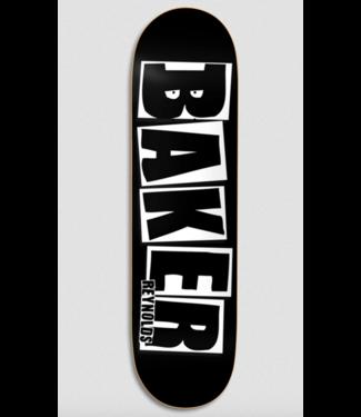 """Baker Skateboards 8.12"""" Reynolds Brand Name Deck"""