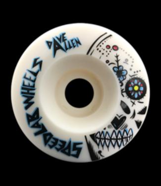 Speedlab 60mm 101a Allen Pro Wheels