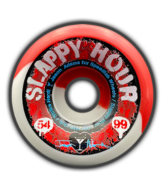 Speedlab 54mm 99a 'Slappy Hour' Adams Pro Wheels