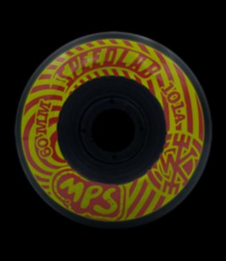 Speedlab 60mm 101a MPS WKS Wheels
