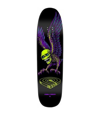"POWELL PERALTA 8.4"" Winged Skull Face Deck"