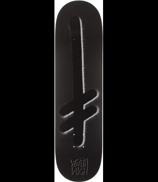 "Deathwish 8.25"" Gang Logo Deck"
