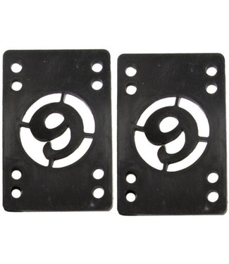 "Sector 9 1/8"" Angled Riser Pads"