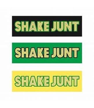 Skate Junt Logo Sticker