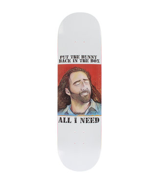 "All I Need Skateboards 8.25"" Put The Bunny In The Box Deck"