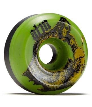 ATM Skateboards 54mm Snail 99a Wheels