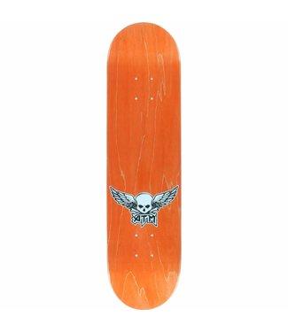 """ATM Skateboards 8.0"""" Mini Wings Deck"""