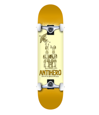 "Anti Hero Skateboards 7.5"" Oblivion Mid Complete"