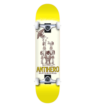 "Anti Hero Skateboards 7.3"" Oblivion Mini Complete"