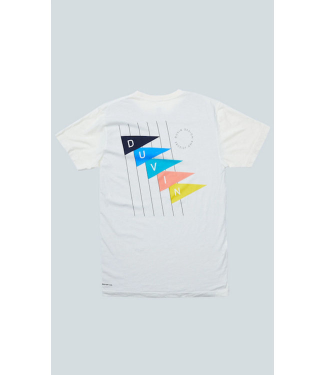 Duvin Design Co. Flag T-Shirt