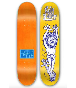 "StrangeLove Skateboards 7.75"" Holy Roller Deck"