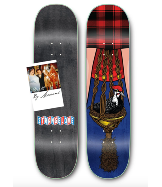 "StrangeLove Skateboards 8.25"" Bird & Bush Deck"