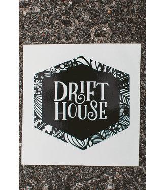 Drift House Aloha Logo Sticker