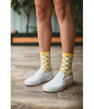 Vans The Simpsons Lisa Eyes Crew Socks