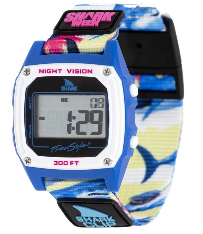 Freestyle Signature Shark Classic Clip Watch