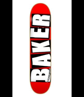 """Baker Skateboards 7.56"""" Brand Logo Deck"""