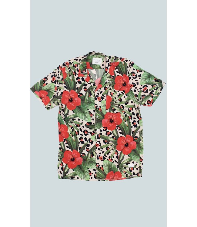 Duvin Design Co. Leo Floral Shirt
