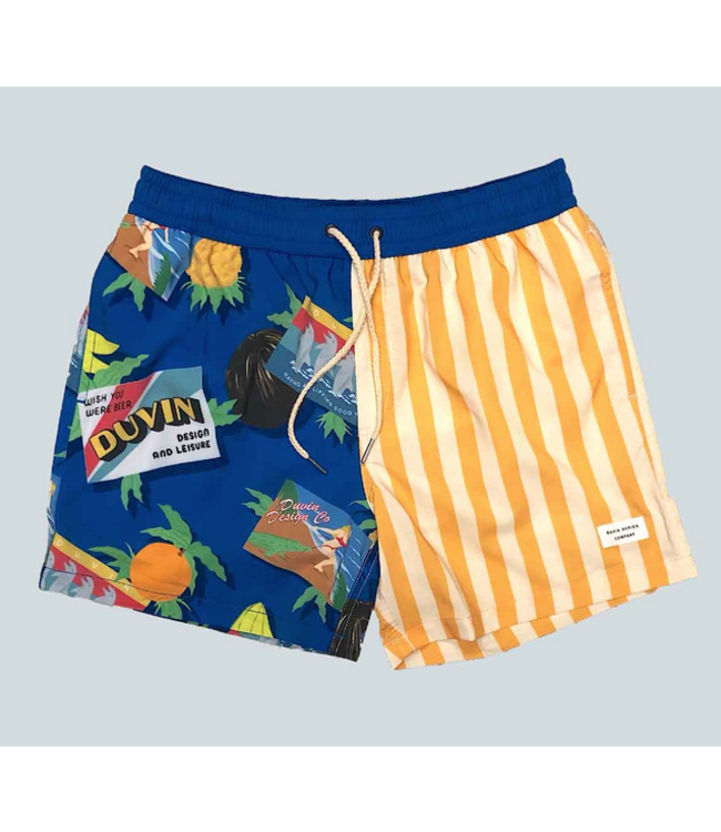 Duvin Design Co. Greetings From FL Shorts