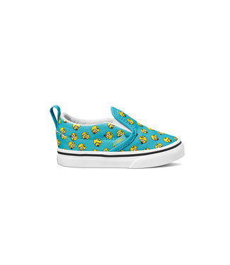 Vans Toddlers Simpsons Slip-On Velcro Shoes