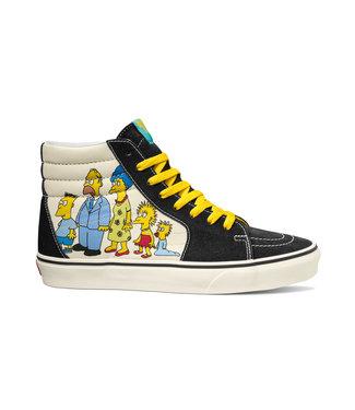Vans The Simpsons Sk8-Hi Shoes