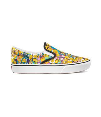 Vans The Simpsons CC Slip-On Shoes
