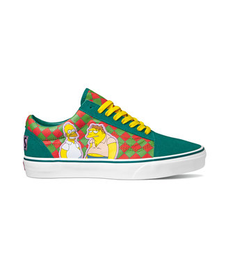 Vans The Simpsons Old Skool Shoes