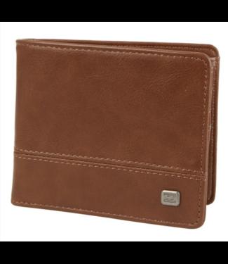Billabong Dimension Leather Wallet