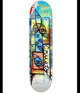 "ATM Skateboards 8.25"" Markovich Deck"