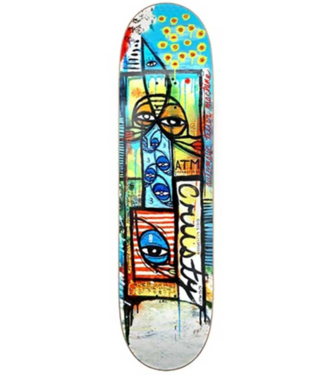 "ATM Skateboards 8.5"" Markovich Deck"