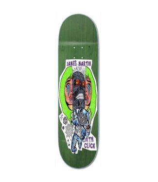 "ATM Skateboards 8.5"" Martin Terminator Deck"