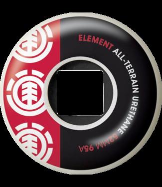 Element Skateboards 52mm El Section Core Wheels