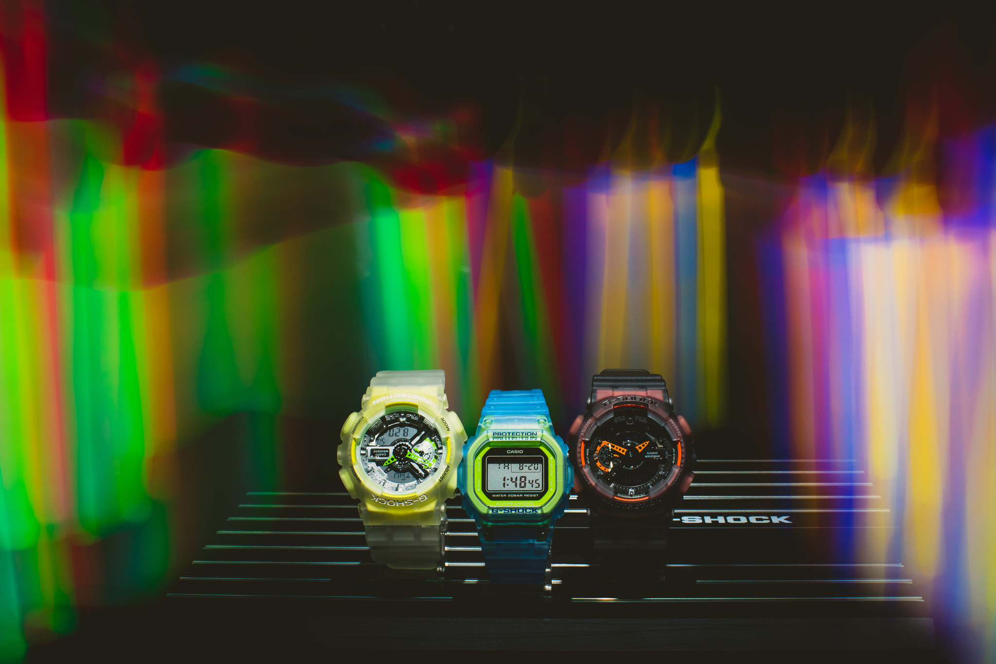 The Resurrection of a 90's Iconic Style - The Skeleton Series Watches by G-Shock