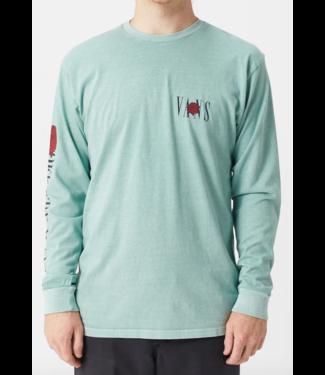 Vans Kyle Walker Rose Long Sleeve Shirt