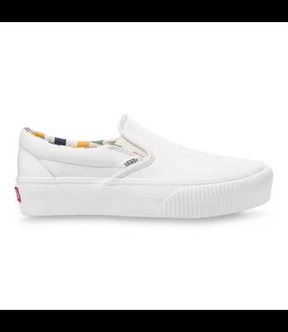 Vans Rozunko Slip-On Platform SF Shoes