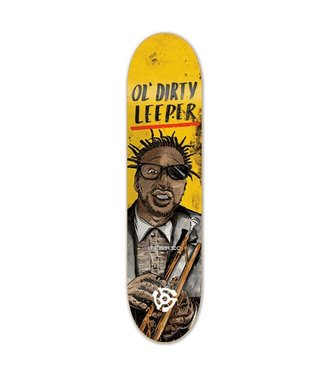 "Stereo Skateboards 8.1"" Leeper Ol' Dirty Deck"