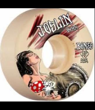 Bones 52mm Joslin GOAT V3 Slim Wheels