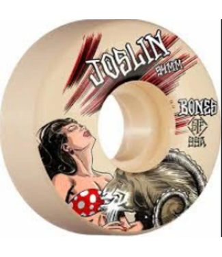 Bones 54mm Joslin GOAT V3 Slim Wheels