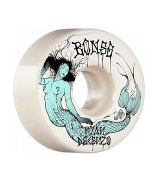 Bones 53mm Decenzo Mermaid STF Wheels
