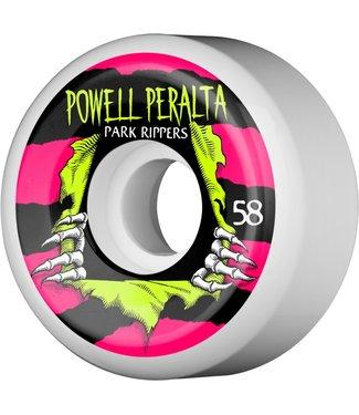 POWELL PERALTA 58mm Park Ripper 2.0 Wheels
