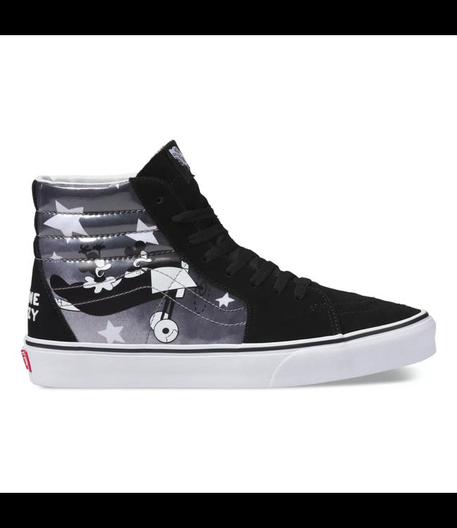 Vans Disney Sk8-Hi Plane Crazy Shoes