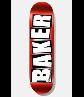 """Baker Skateboards 8.0"""" Brand Logo Foil Deck"""