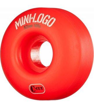 MINI LOGO 52mm C-Cut Wheels
