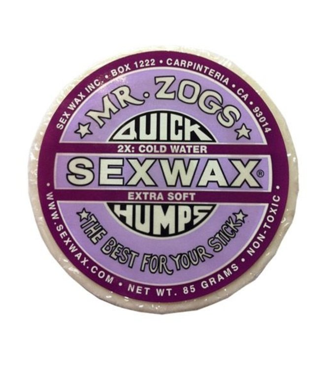 Sex Wax Warm Water Surf Wax
