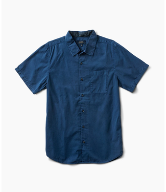 Roark Revival Well Worn Organic Cotton Button Up