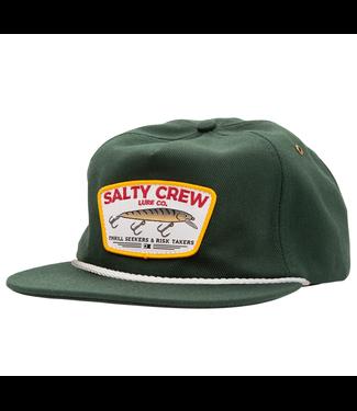 Salty Crew Hardbait 5 Panel Hat