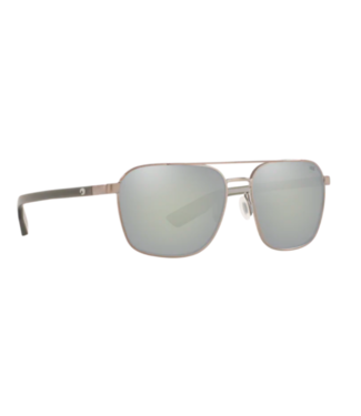 Costa Del Mar Wader 294 580P Brushed Gunmetal Sunglasses