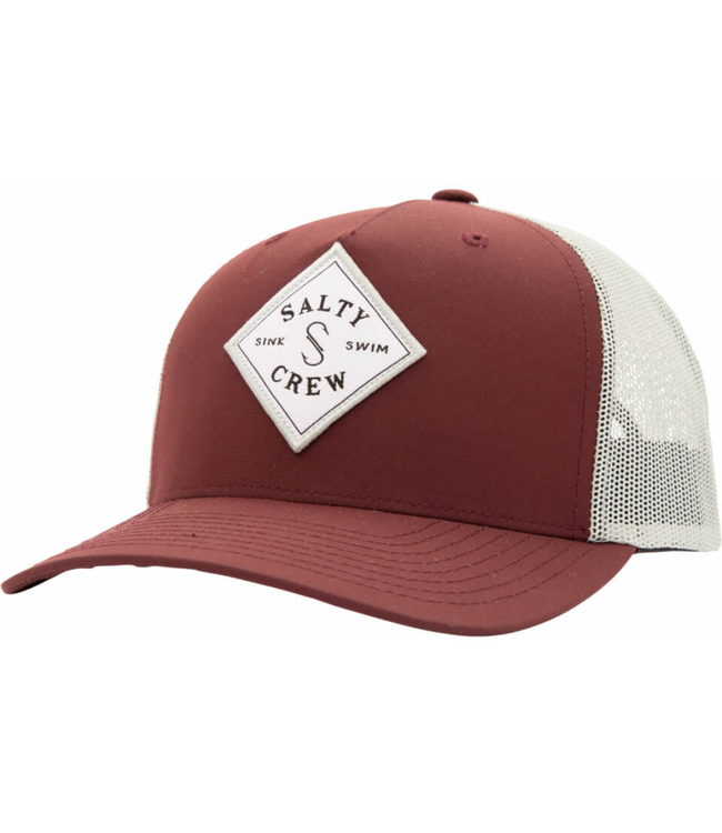 Salty Crew Sealine Retro Trucker Hat