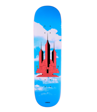 "Quasi Skateboards 8.5"" Time Deck"
