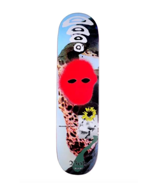 "Quasi Skateboards 8.125"" Iowa Deck"